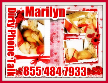 Dirty Phone Talk Marilyn