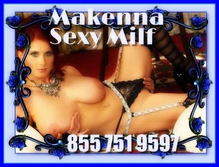 Sexy MILF Makenna